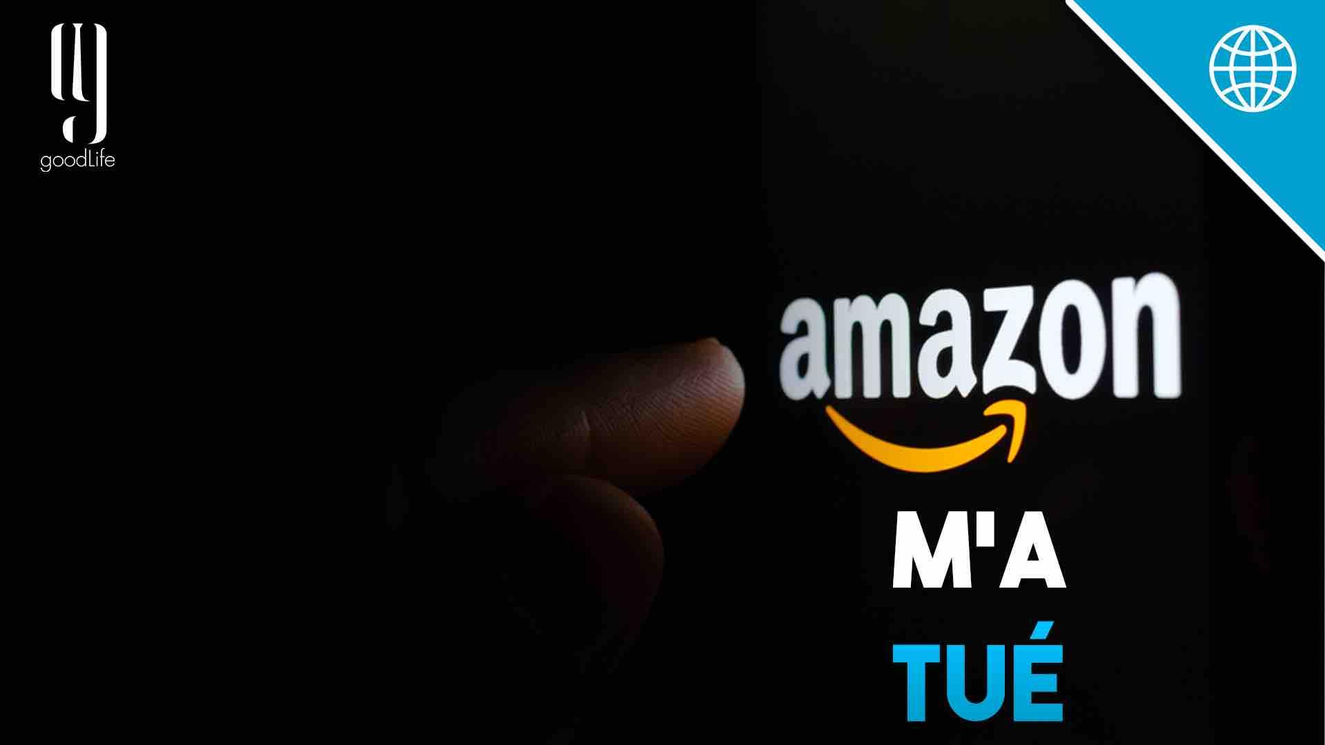 Amazon tue emploi chomage
