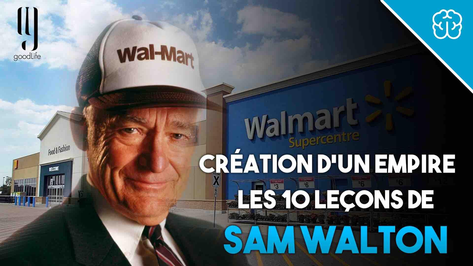 mindset entrepreneur sam walton